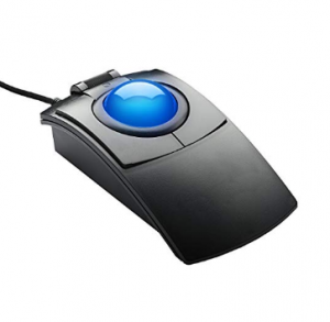 Button Backlit Trackball mouse