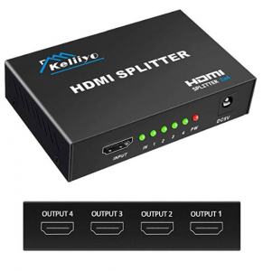 Hdmi Video Splitter