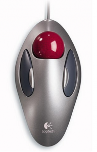 Trackball Marble Mouse