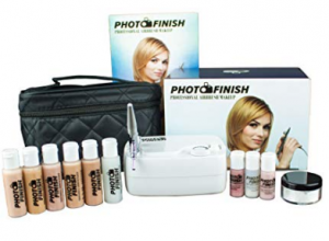 Finish Professional Airbrush Cosmetic Makeup System Kit