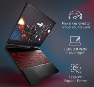 HP Omen 15-dc0051nr Students Laptop