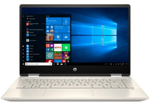 HP Pavilion Business Flagship 2 in 1 laptop