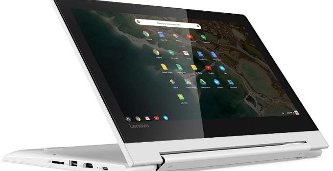 Lenovo Chromebook 2-in-1 Convertible Laptop