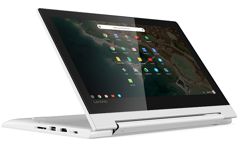 Lenovo Chromebook 2-in-1 Convertible Laptop