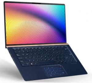 ASUS ZenBook Ultra Slim Laptop for Students