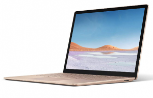 Microsoft Surface Laptop 3 pink laptop