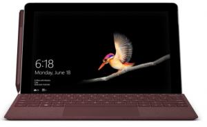 Microsoft Surface laptop with 7 gb ram
