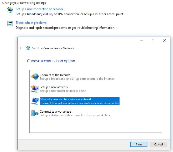 step 4 how to share internet from laptop to desktop windows 10