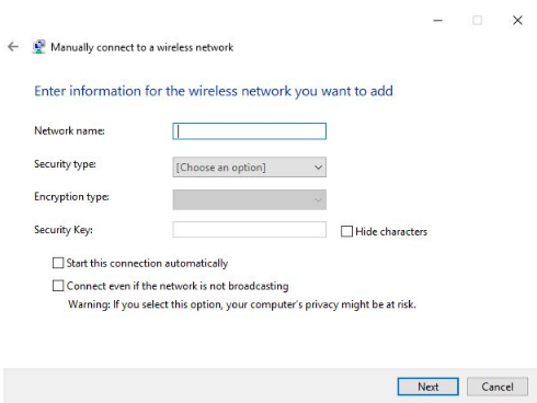 step 5 how to share internet from laptop to desktop windows 10