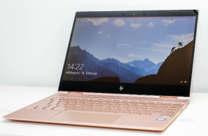 HP Spectre Rose Gold Laptop