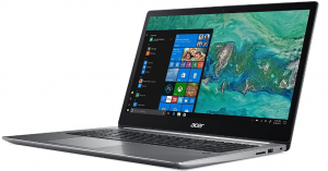 Acer Swift 3 laptop for quick book