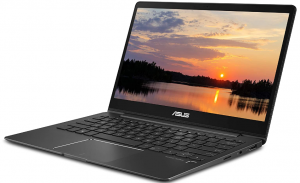 Asus 13 inches laptop for quick book