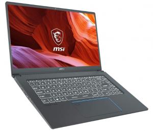 MSI laptop for lightroom