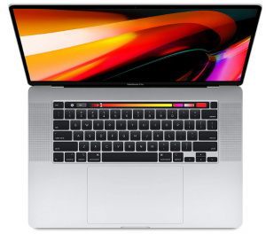 New Apple MacBook Pro (16-Inch, 16GB RAM, 512GB Storage, 2.6GHz Intel Core i7) - Silver