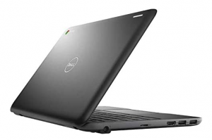 dell inspiron chromebook black color