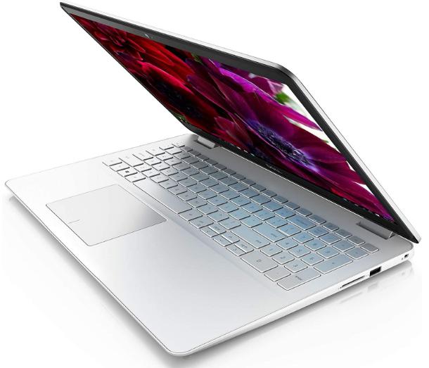 dell inspiron thouchscreen colored laptopGadgetScane