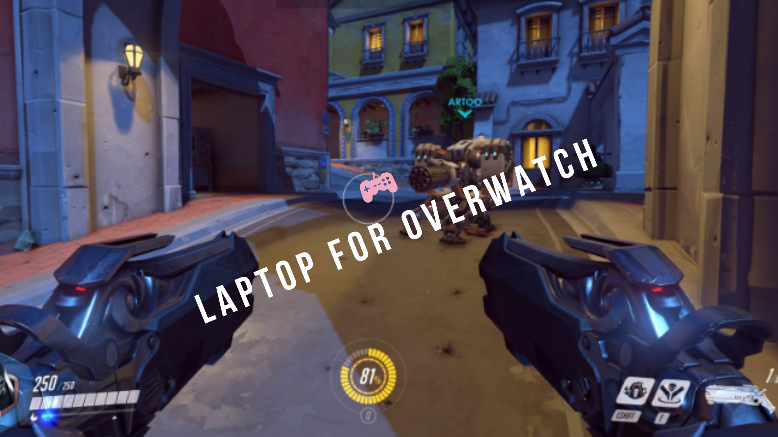 Laptop For overwatch