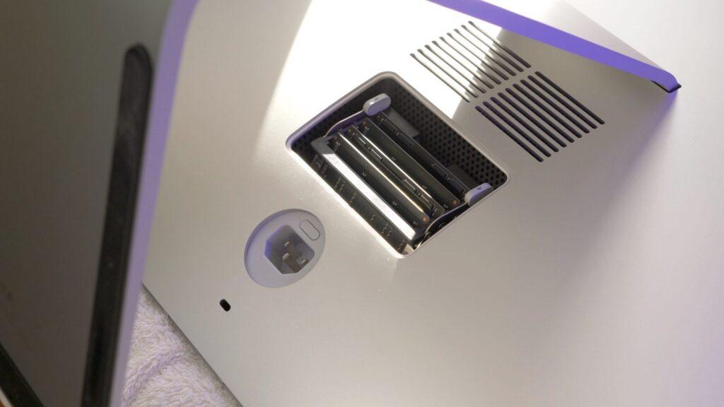 Apple iMac M1 portGadgetScane