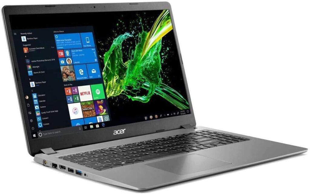 Acer Aspire 3GadgetScane