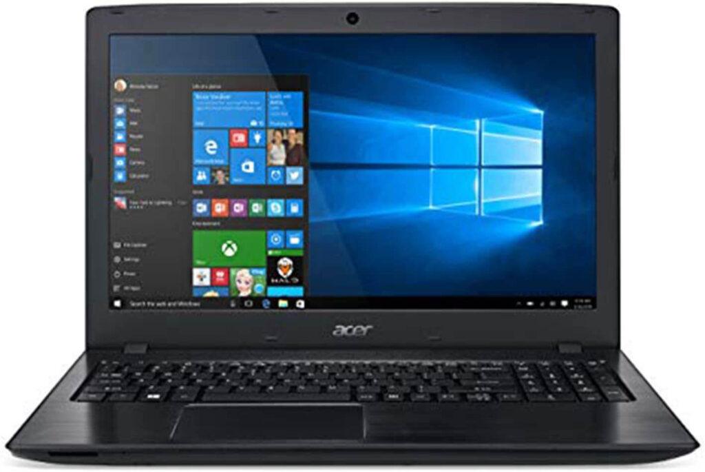 Acer Aspire E 15GadgetScane