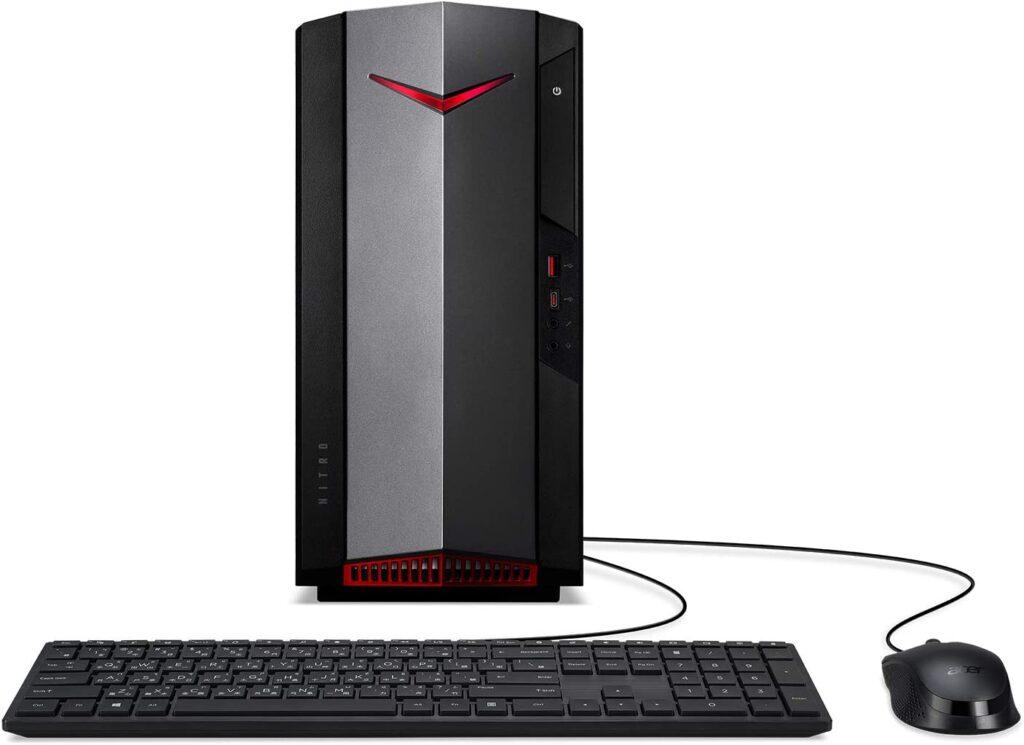 Acer Nitro N50-610 Gaming DesktopGadgetScane