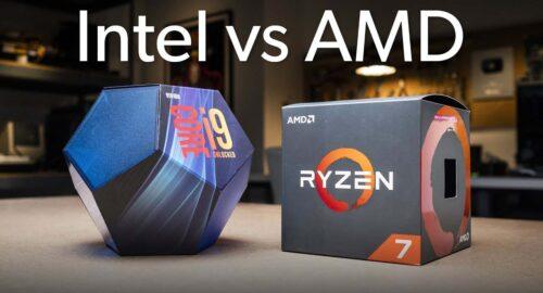 Intel vs AMD