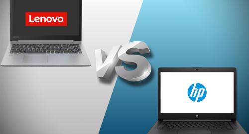 Lenovo vs HPGadgetScane