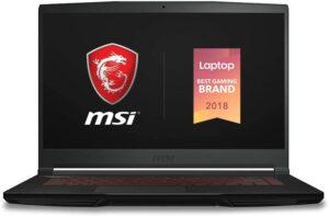 MSI GF63 Thin 10SCXR-426GadgetScane