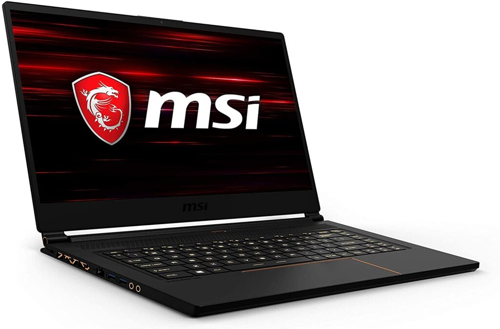 The MSI GS65 Stealth ThinGadgetScane