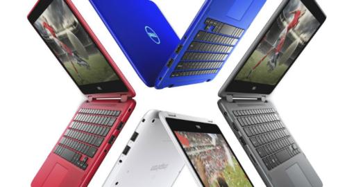 dell colored laptopsGadgetScane